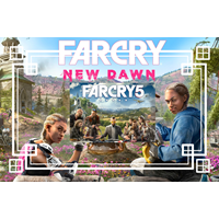 🍔 FAR CRY 5 + Far Cry New Dawn (Region free)