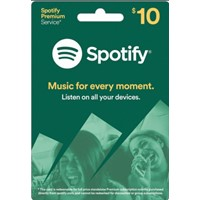 SPOTIFY Gift Card 10$ (USA) 🎧