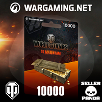 🎖️ WORLD OF TANKS 10000 ЗОЛОТА TEPA БОНУС-КОД ГОЛД WOT