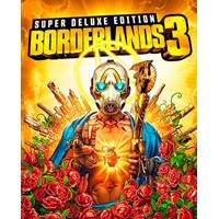 Borderlands 3+Season Pass=Super Deluxe Оригинал Steam