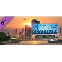CITIES: SKYLINES - SUNSET HARBOR ✅STEAM + БОНУС