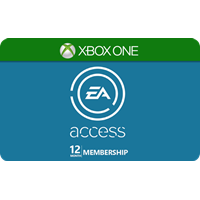 🏅 EA ACCESS/EA PLAY 12 МЕСЯЦЕВ / 1 ГОД Xbox One GLOBAL