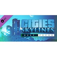 Cities: Skylines - Deep Focus Radio (DLC) STEAM KEY