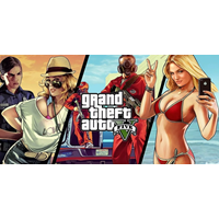 Grand Theft Auto V ( GTA 5) - Epic Games аккаунт