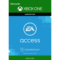 EA ACCESS 12 Xbox One