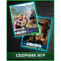 Far Cry 5 Gold Edition,Far Cry New Dawn Deluxe XBOX ONE