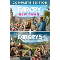 Far Cry 5 + Far Cry New Dawn Deluxe Edition (XBOX ONE)