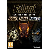 Fallout Classic Collection (Steam) RU/CIS