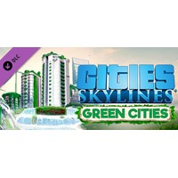 Cities: Skylines - Green Cities (DLC) Steam Key RU-CIS