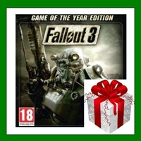 Fallout 3 Game of the Year Edition - Steam RU-CIS-UA
