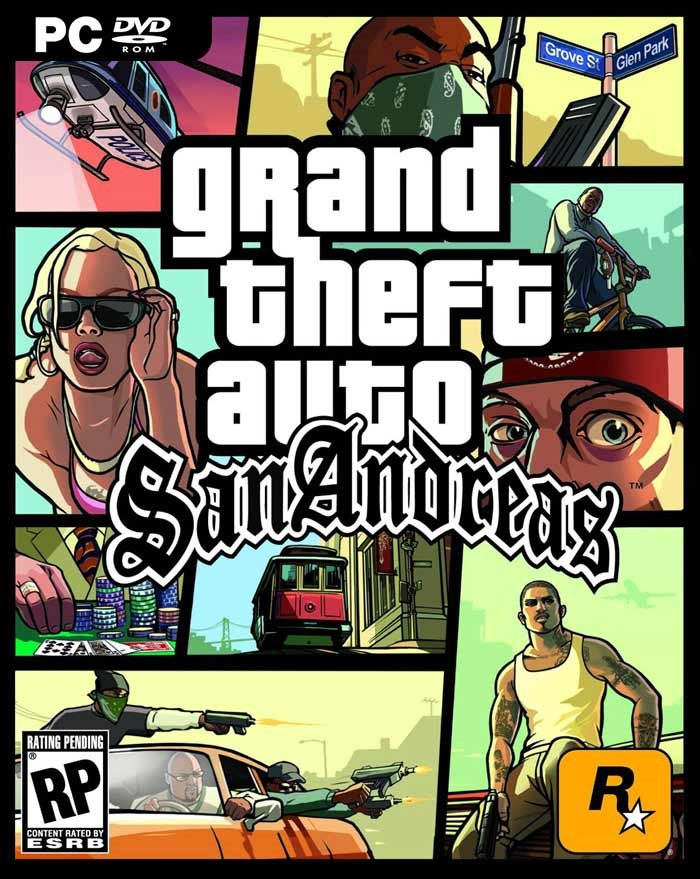 Grand Theft Auto: San Andreas (Region Free/Steam KEY)