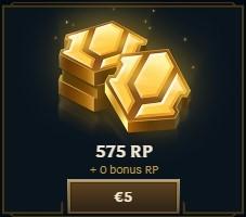Riot Points League of Legends West,Nordic-East Discount