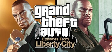 Grand Theft Auto 4 — Episodes from Liberty City