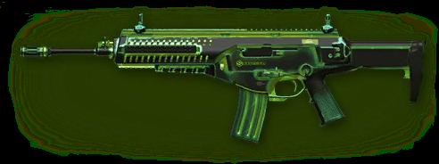 Пин Код Beretta ARX160 «Радиация» [Читать описание]