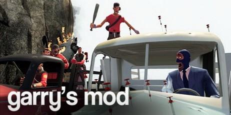 Garrys mod - Steam Gift