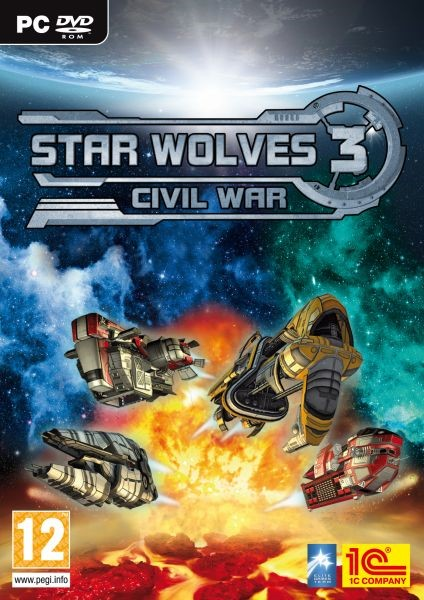 Star Wolves 3: Civil War (Steam ключ)