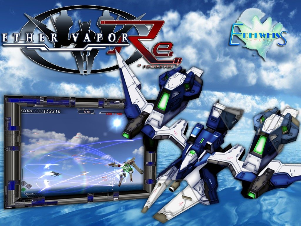 Ether Vapor Remaste (Steam ключ)
