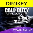 Call of Duty: Ghosts + подарок + бонус [STEAM]