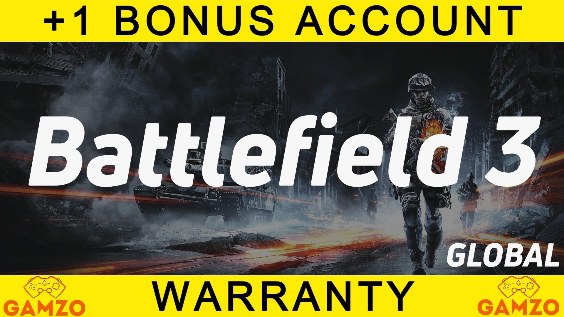 Battlefield 3 | Гарантия 5 лет | + Подарок