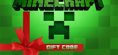 MINECRAFT (Gift / Key code / ROW / Region Free)