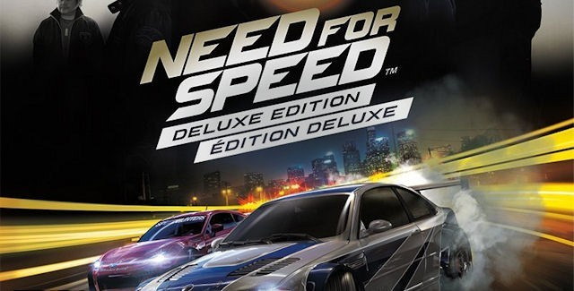 Need for Speed Deluxe Edition (2016) + Подарки