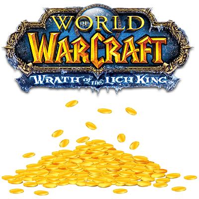 Золото Logon1 x100 [WoWcircle]
