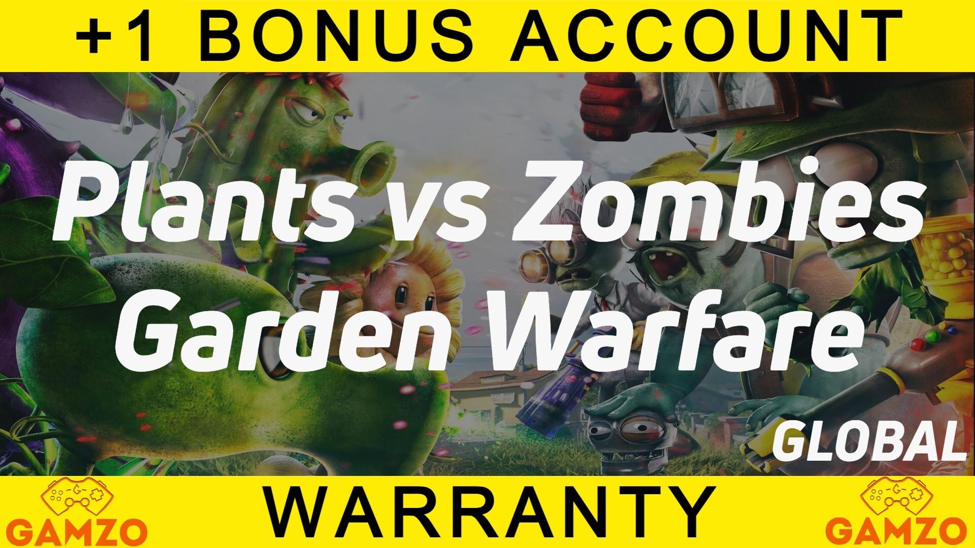 Plants vs. Zombies GW   Гарантия 5 лет   + Подарок