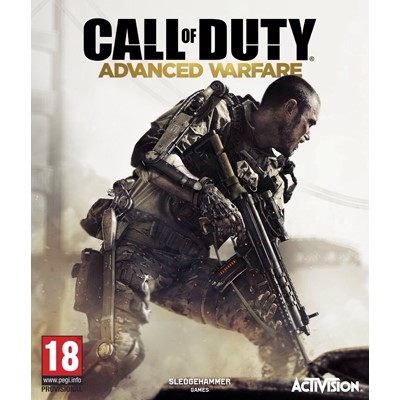 Call of Duty: Advanced Warfare RUS (xbox 360)