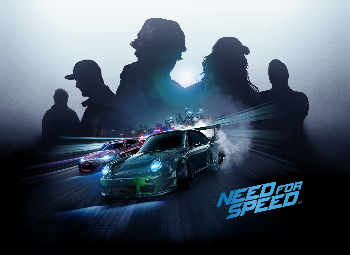 Need for Speed 2016 + Battlefield 4 Premium