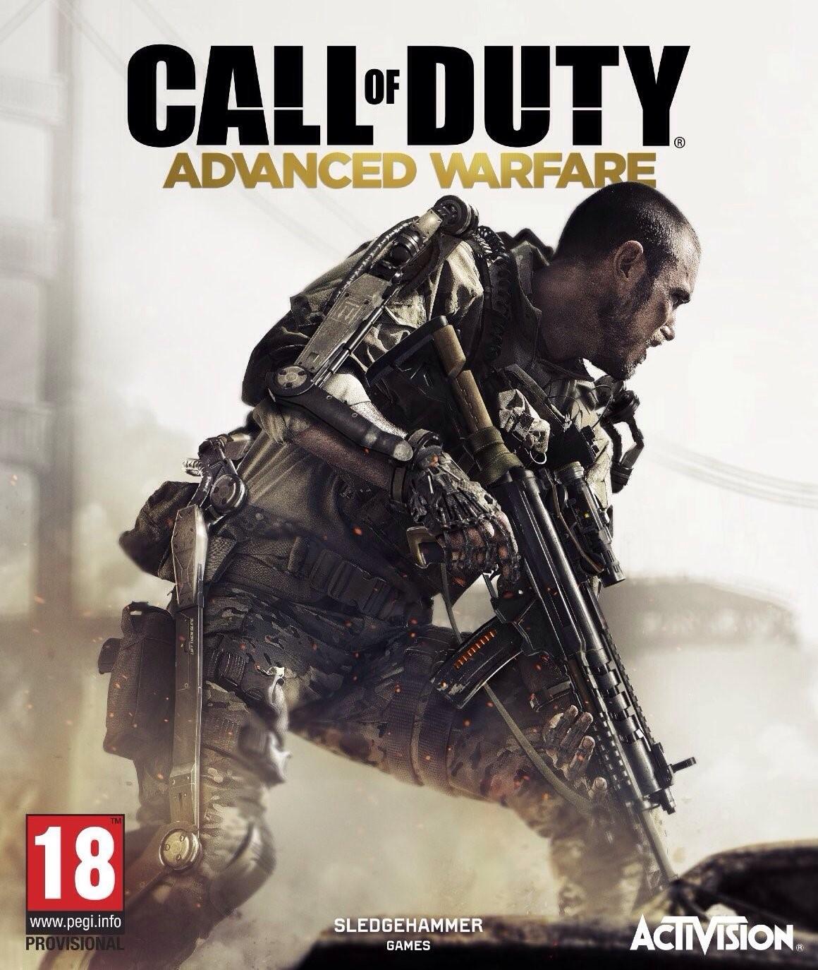 Call of Duty AW RUS (xbox 360)  Общий аккаунт