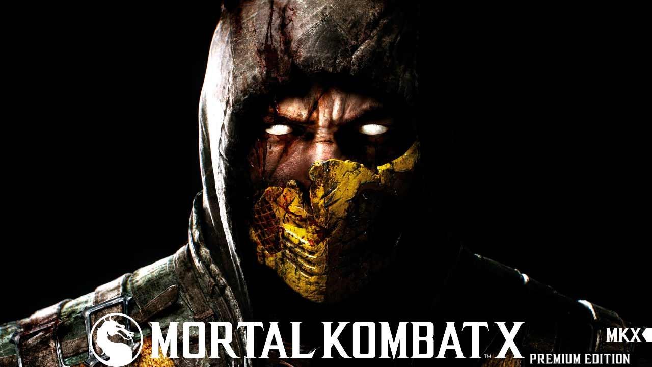 Mortal Kombat X Premium Ed. (Region Free/Multi)