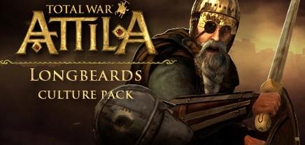 TOTAL WAR ATTILA *DLC LONGBEARDS (Steam KEY/ROW/MULTI)