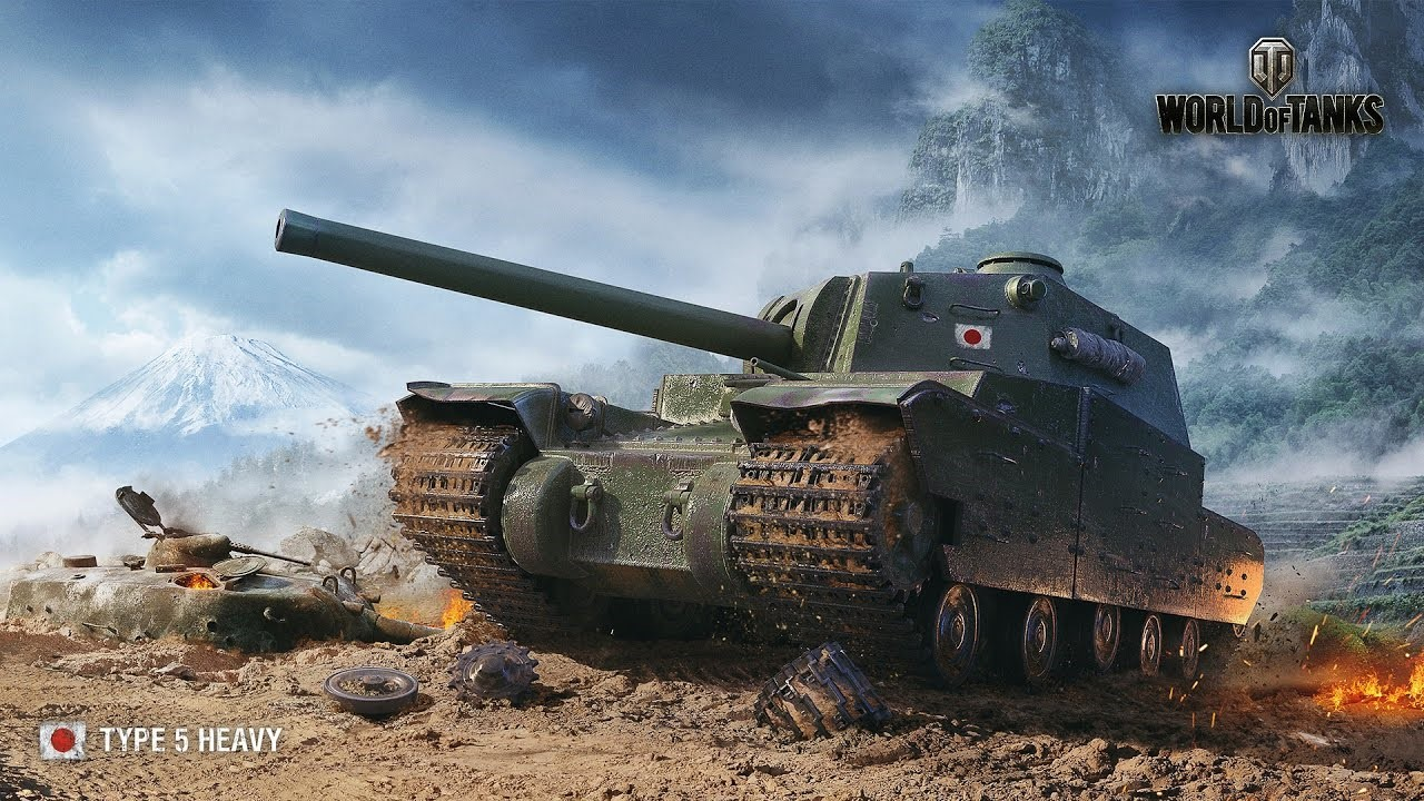 World of Tanks до 40000 боёв