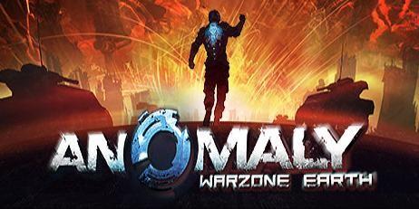 Anomaly Warzone Earth Ключ + подарок