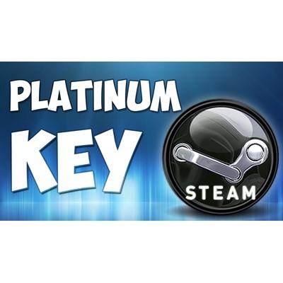Steam key random Platinum