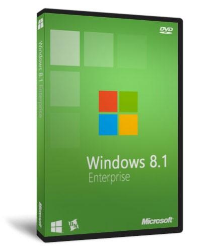 Windows 8.1Enterprise 5пк Update
