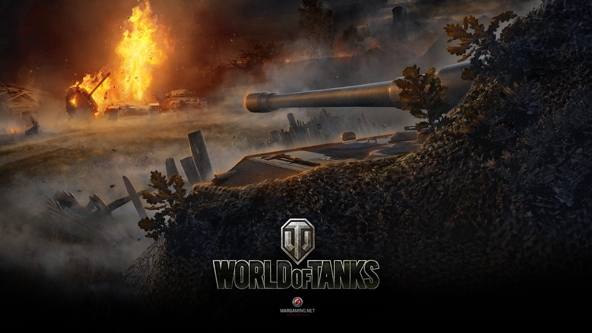 World of Tanks от 1000 до 70000 тыс. боёв