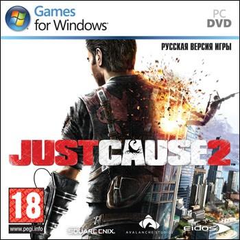 Купить Just Cause 2 (Ключ Steam)CIS