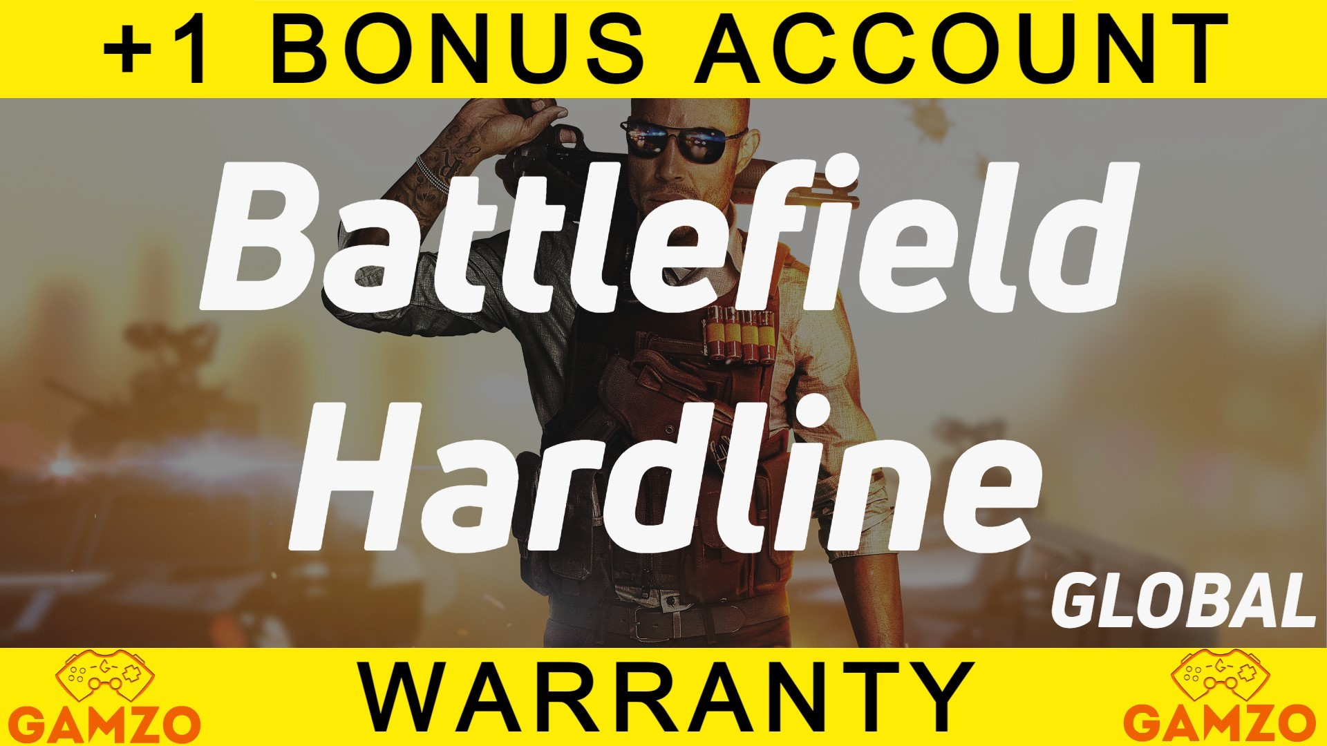 Battlefield Hardline | Гарантия 5 лет | + Подарок
