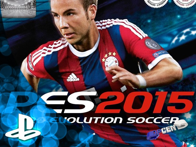 Pro Evolution Soccer 2015 ps4 акакунт