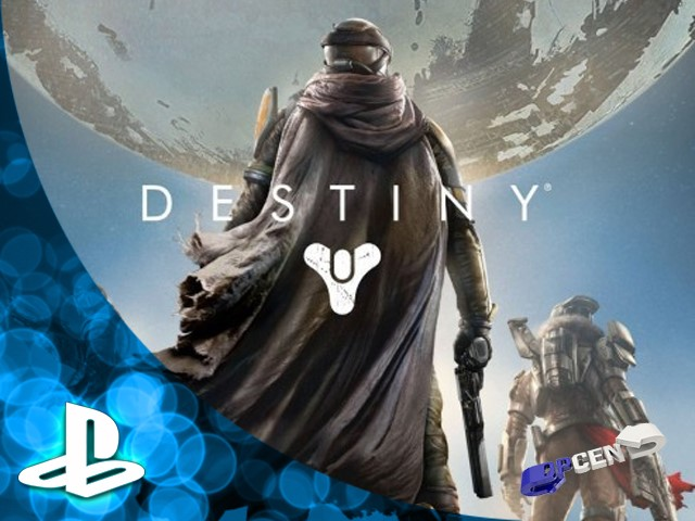 Destiny ps4 аккаунт