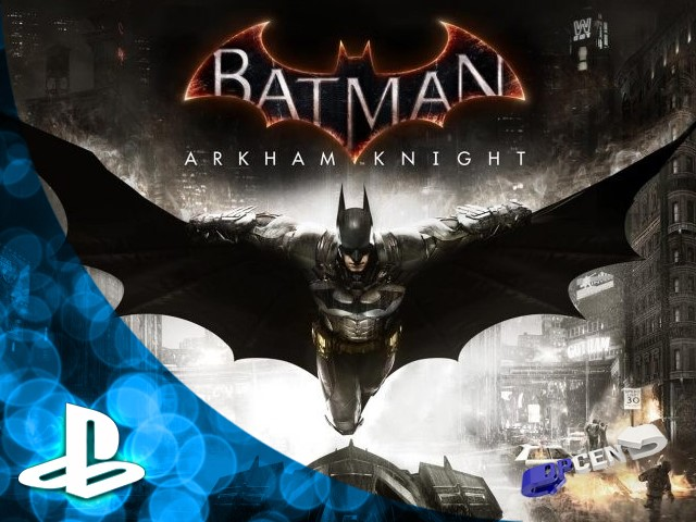 Batman: Arkham Knight ps4 аккаунт
