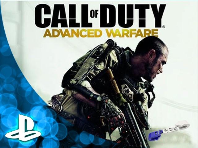 Call of Duty Advanced Warfare ps4 аккаунт