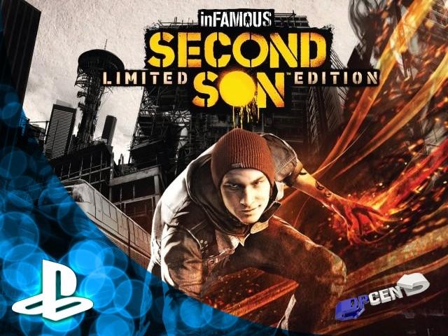 inFAMOUS Second Son ps4 аккаунт