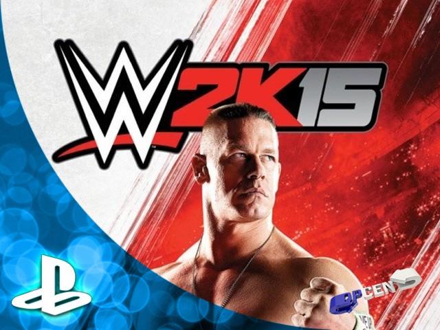 WWE 2K15 ps3 аккаунт