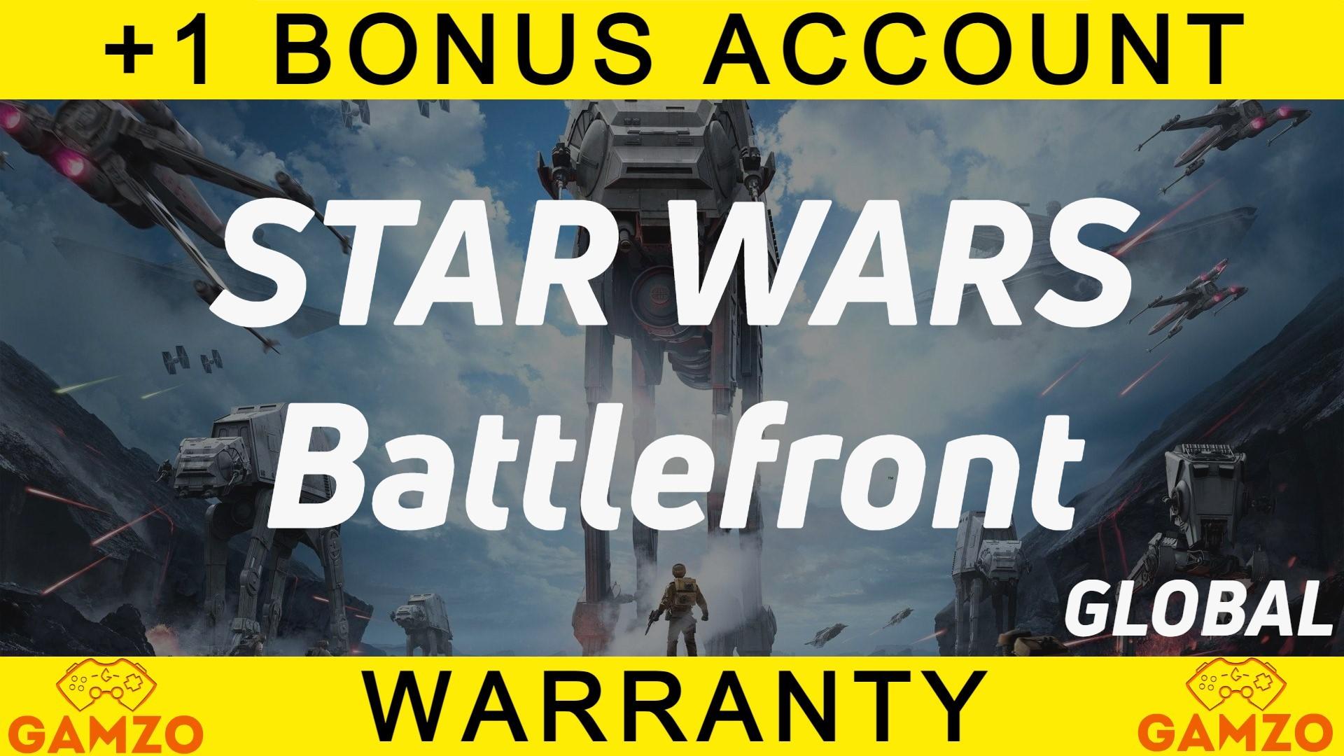 Star Wars™ Battlefront   Гарантия 5 лет   + Подарок bf4
