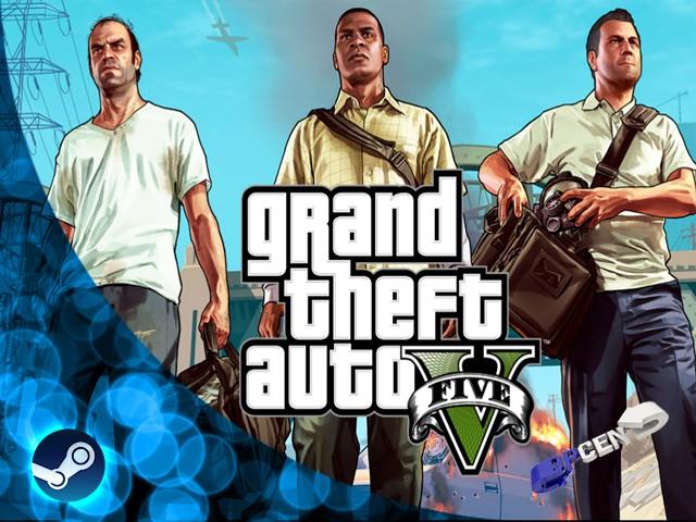 Grand Theft Auto V [pc]