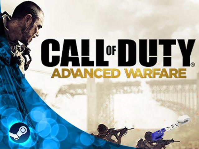 Call of Duty: Advanced Warfare Steam  аккаунт