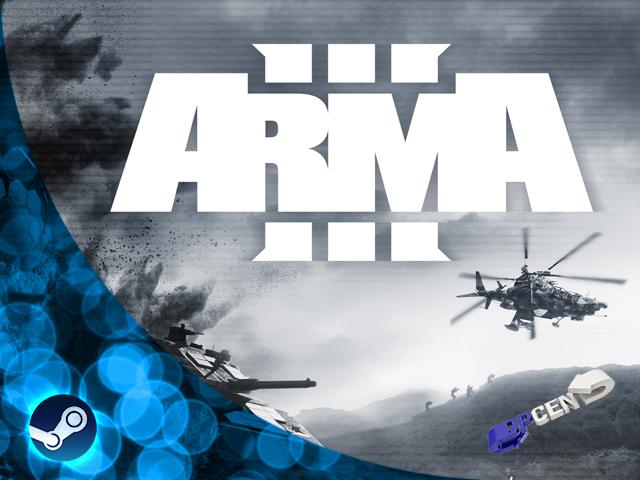 Arma 3 Steam игровой аккаунт