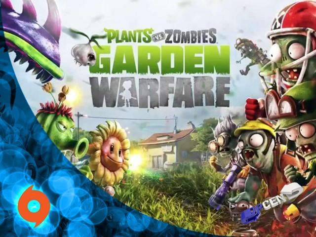 Plants vs. Zombies™ Garden Warfare Origin игровой аккау